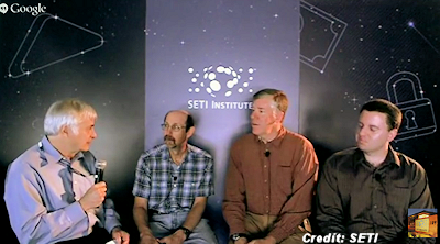 SETI's Seth Shostak Discusses New 'Earth-Like Planet' with Panel