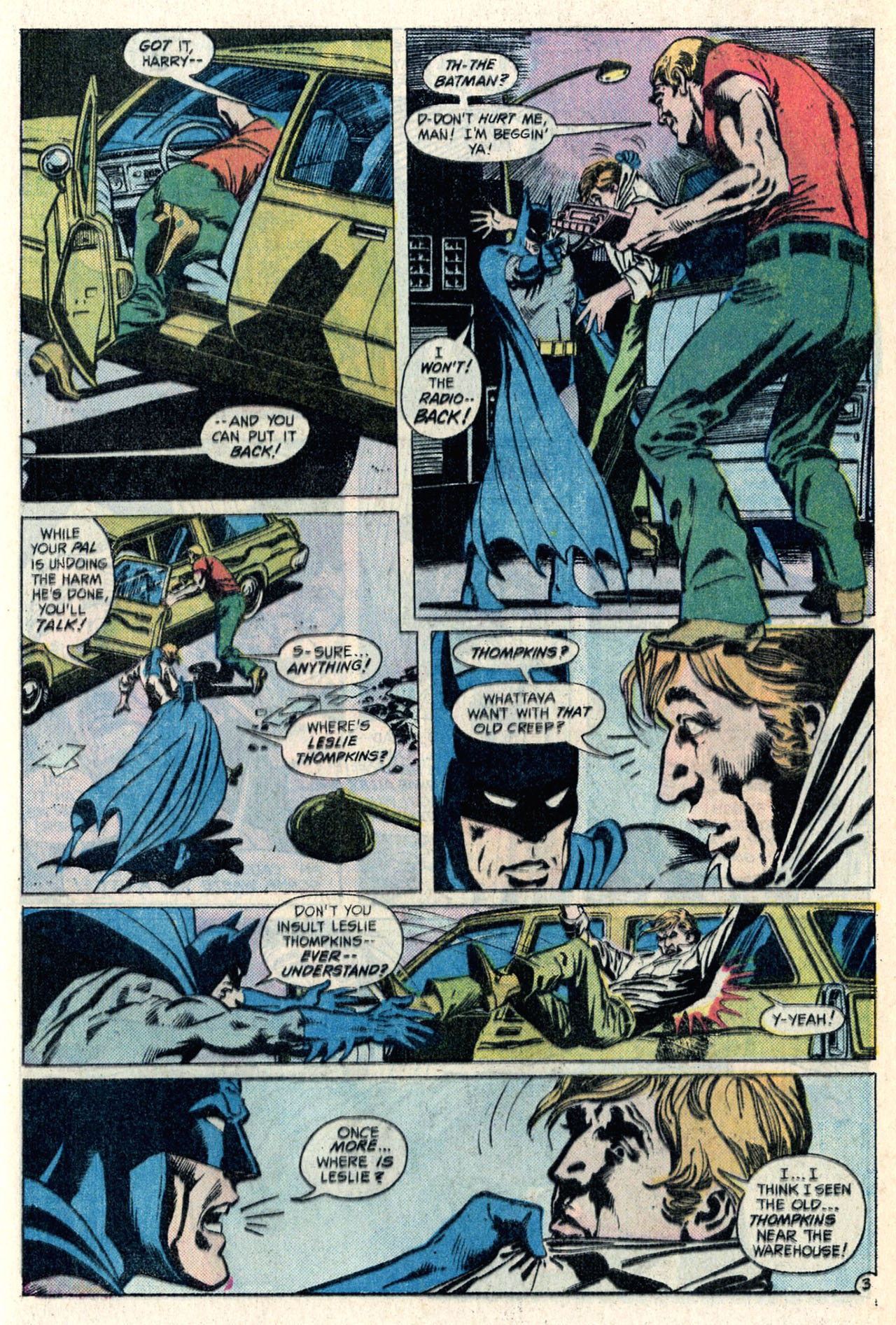 Detective Comics (1937) 457 Page 4