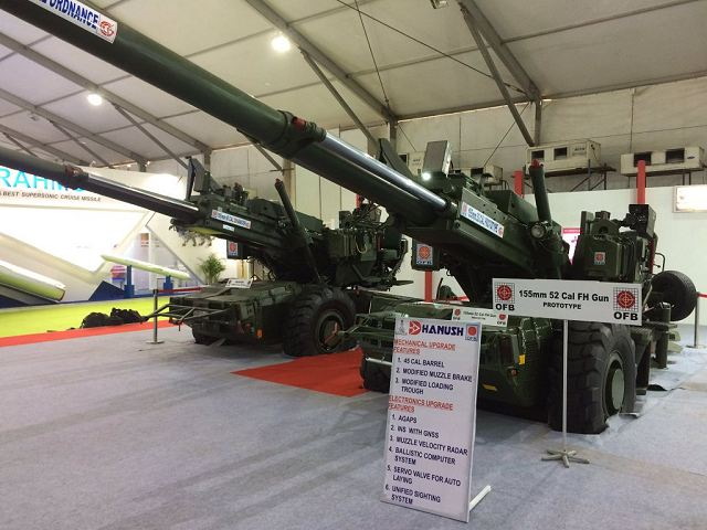 Drdo of india has performed firing test of its new local made 155mm drdo of india has performed firing test of its new local made 155mm towed gun system atags altavistaventures Images