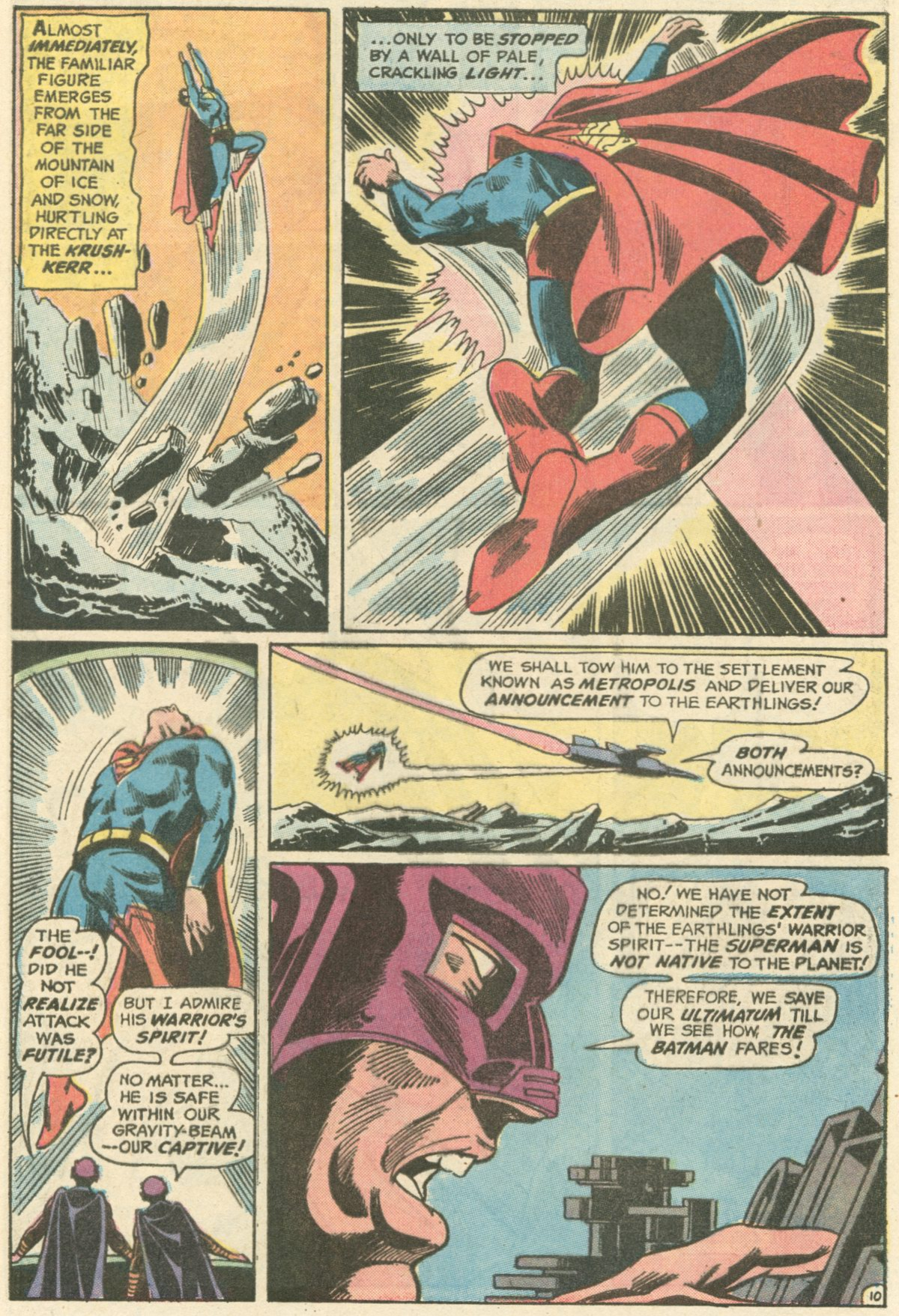 Read online World's Finest Comics comic -  Issue #211 - 13
