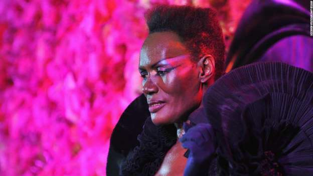 Watch: Grace Jones says she was sexually harassed during casting for first big film