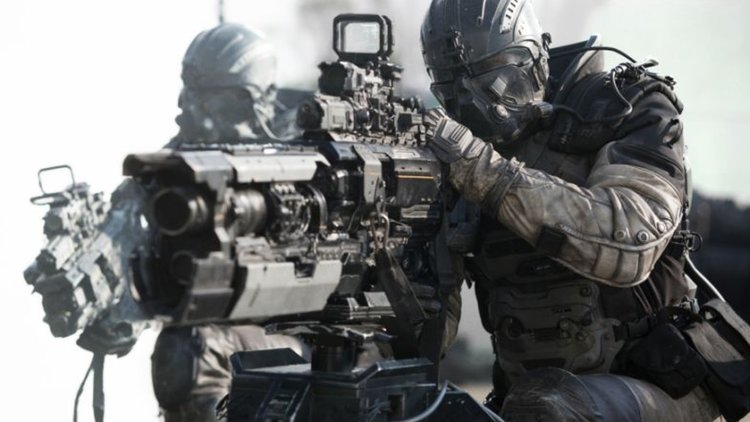 Trailers: Original Netflix Sci-Fi Action Film Spectral