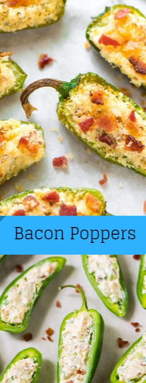 Bacon Poppers Recipe
