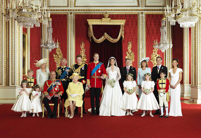Prince William and Kate Middleton wedding photos
