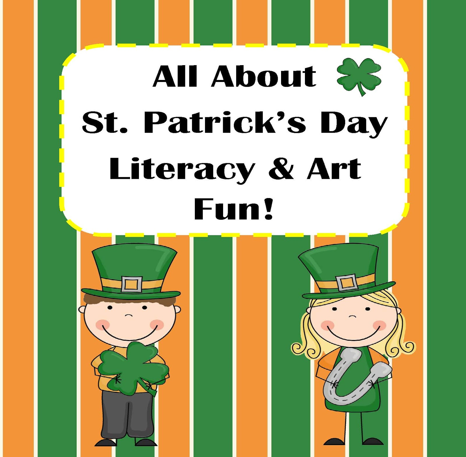 Engaging Lessons And Activities St Patrick S Day