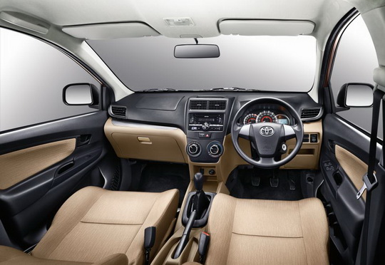 Grand New Avanza Veloz Matic All-new 2019 Toyota Corolla Altis Sedan Interior Tipe E G Dan ...
