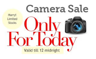 HS18 Camera Sale: Rs.500 OFF on Rs.4000 | Rs.1200 OFF on Rs.10000 | Rs.4000 OFF on Rs.30000 (Valid till Today)