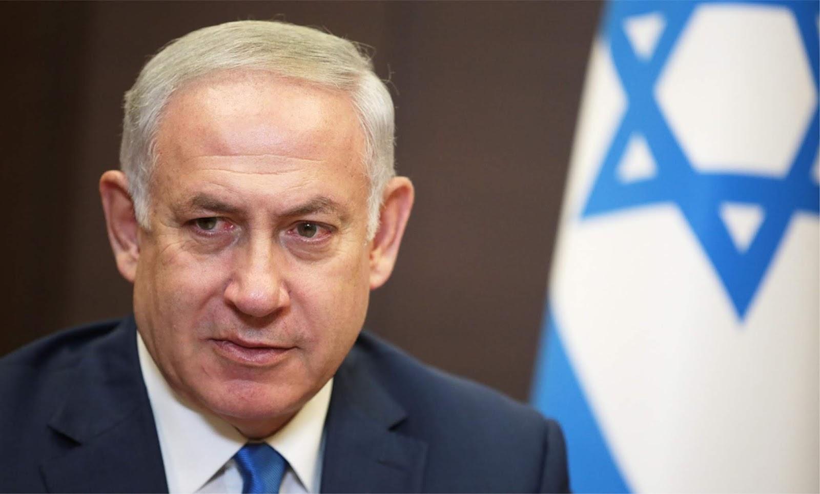 Netanyahu Merangka Menjadi Menteri Pertahanan Israel setelah pengunduran diri Lieberman