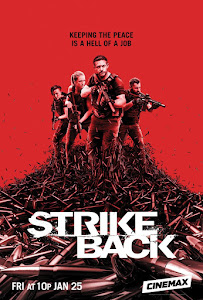Strike Back Poster