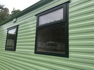 UPVC Caravan Window Replacement