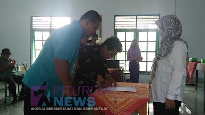 Pelantikan Pengurus UMKM Cahaya Pituruh, Berharap Menjadi Wadah Pertukaran Informasi Pelaku Usaha