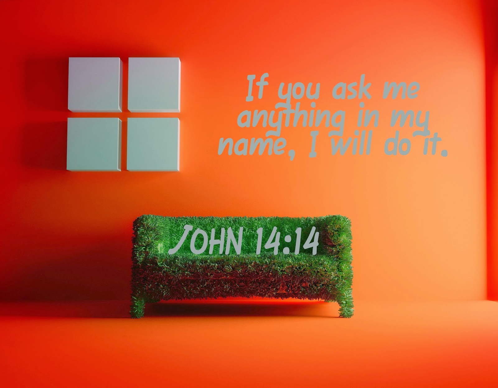 Hearts With Quotes Wallpapers Scripture Wallpaper John 14 14 Bible Verse Wallpaper