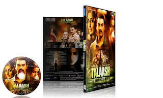 Talaash (2012)(Video Cleaned) - 480p - 1CD - DvDScr Rip Free Download Watch Online