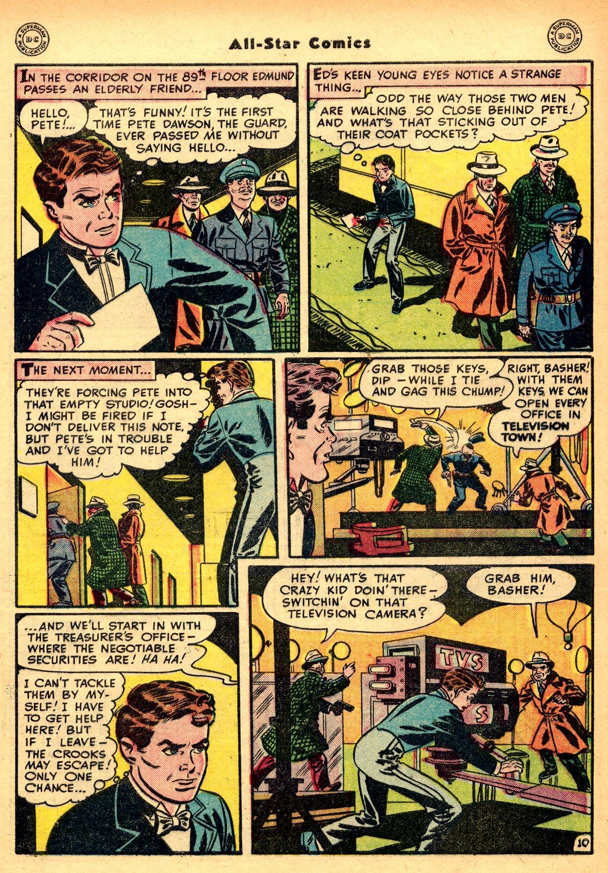 Read online All-Star Comics comic -  Issue #48 - 13