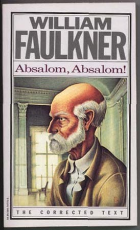 an analysis of the narrative technique in absalom absalom by william faulkner Focuses on the book 'absalom, absalom,' by william faulkner as a problem in narratology discussion on the plot of the story source of difficulty in reading the book commentary about the issues that were discussed criticism against the structure ghostwritten: kinship and history in absalom.