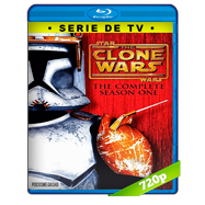 Star Wars: La guerra de los clones (2008-2009) Temporada 1 Completa BRRip 720p Audio Dual Latino-Ingles