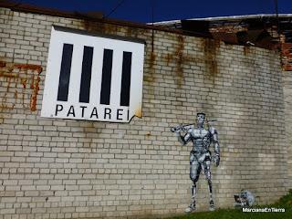 Prision fortaleza de Patarei, Tallin
