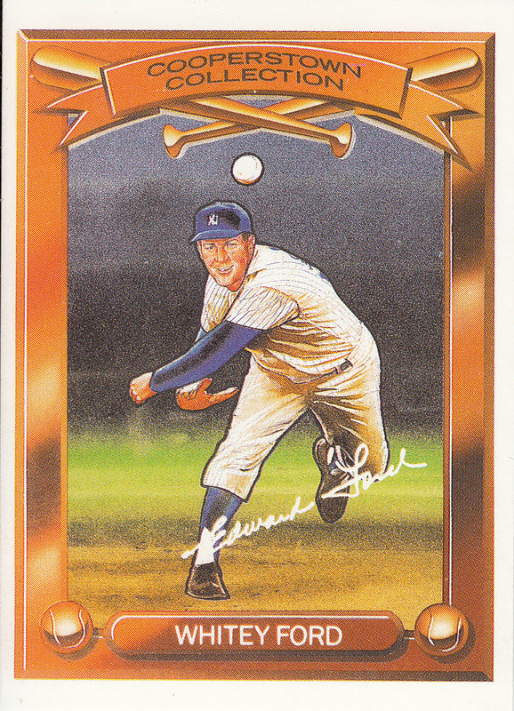 Can T Have Too Many Cards 1989 Kahn S Cooperstown Collection