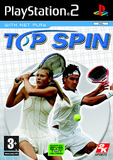 Top Spin (PS2) 2005