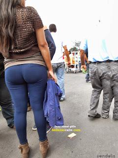 Jovencita nalgona en jeans prueba - 2 6