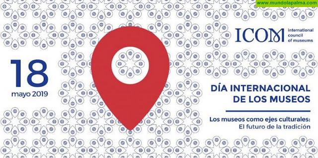 El Cabildo de La Palma se suma a la celebración del Día Internacional de los Museos con dos jornadas de puertas abiertas