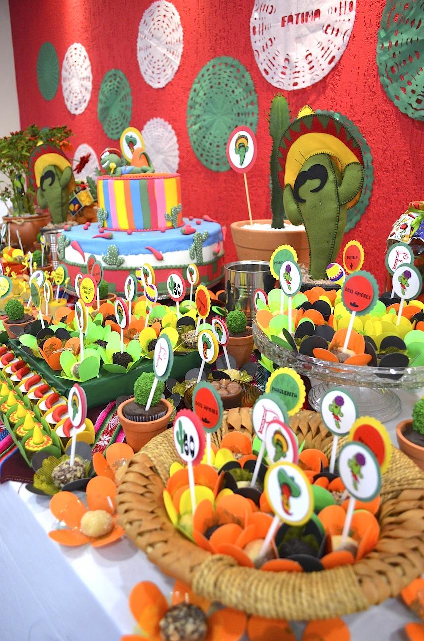 Beula decoraciones decoracion de eventos tematicos e - Decorar mesas para eventos ...