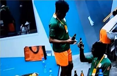 #BBNaija: Thin Tall Tony denies his daughter on Big Brother Nigeria, calls her his niece