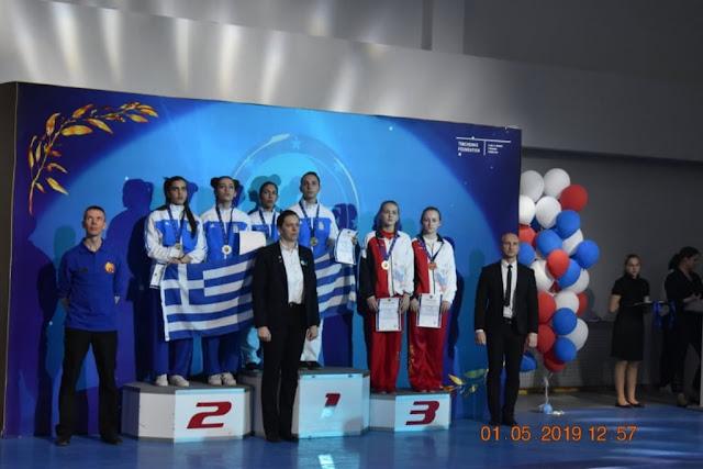 Θρίαμβος για το Choy Lee Fut στο 5ο  Πανευρωπαϊκό Πρωτάθλημα Παραδοσιακού kungfu