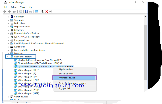Mengatasi Wifi Windows 10 Susah Connect (Cannot Conect)