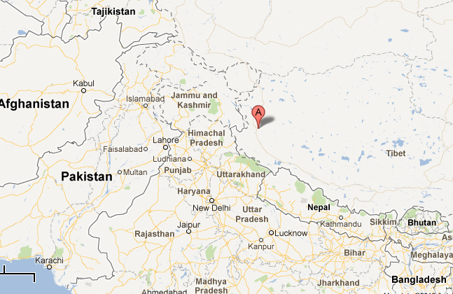 google map india and pakistan relationship