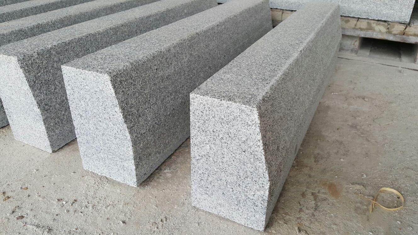 Losas o baldosas granito gris quintana para pavimentos for Adoquines de granito