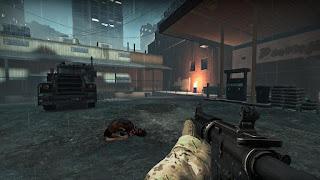 تحميل لعبة Death City : Zombie Invasion اخر اصدار للاندرويد