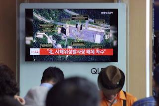 Situs Rudal Korea Utara