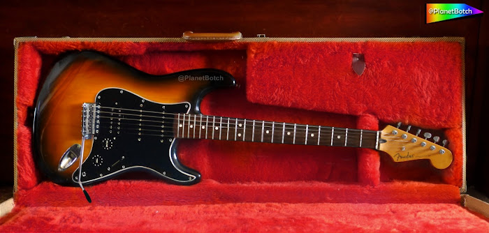 Mid 1990s Mexican Fender Stratocaster