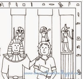 Joseph The Dreamer Coloring Pages Part 1