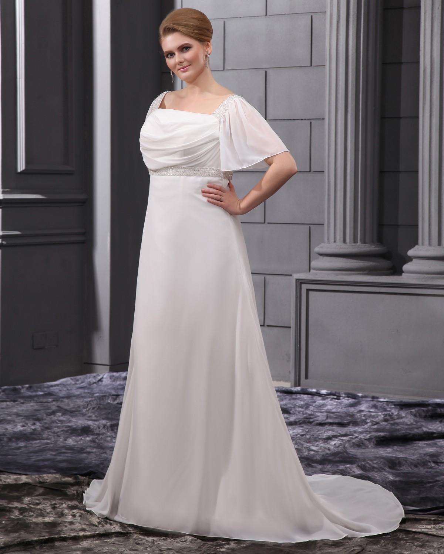 Plus Size Wedding Dresses Under $100