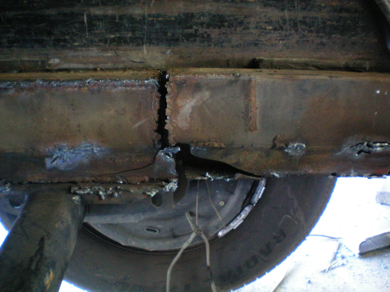 Rtw Trailer Frame Repair Az