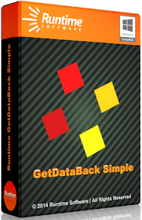 Runtime GetDataBack Simple 2.00 + Portable Crack Full Version