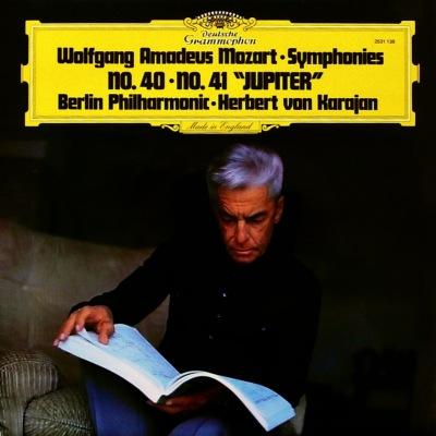 Music Is The Best  Karajan  U2013 Mozart  U2013 Symphonies No  40  U0026 No  41