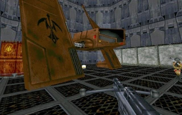Star Wars Jedi Knight Mysteries PC Gameplay