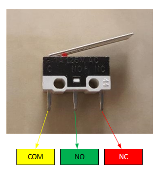 Gambar 2 18 Limit Switch (sumber : https://www.bukalapak.com/p/elektronik/elektronik-lainnya/3938df-jual-mini-tactile-push-button-1a-25v-limit-switch-sensor-sentuh)