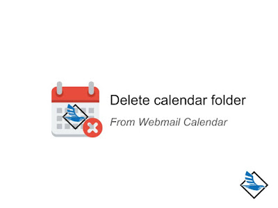 การลบโฟลเดอร์ปฏิธิน ออกจาก Webmail