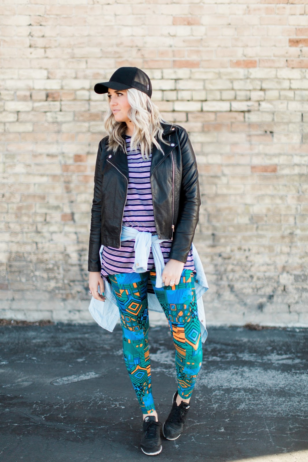 Lularoe Beauty and Brains, Utah Fashion Blogger, Lularoe Leggings