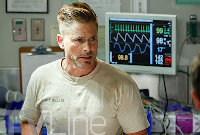 Rob Lowe en Code Black