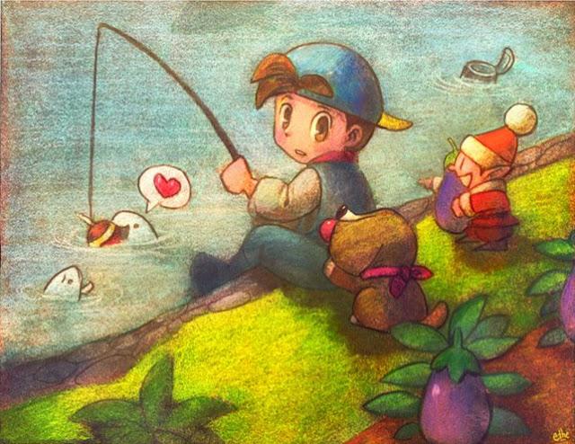 Cara Meningkatkan Persentase Keberhasilan Harvest Moon: Back to Nature