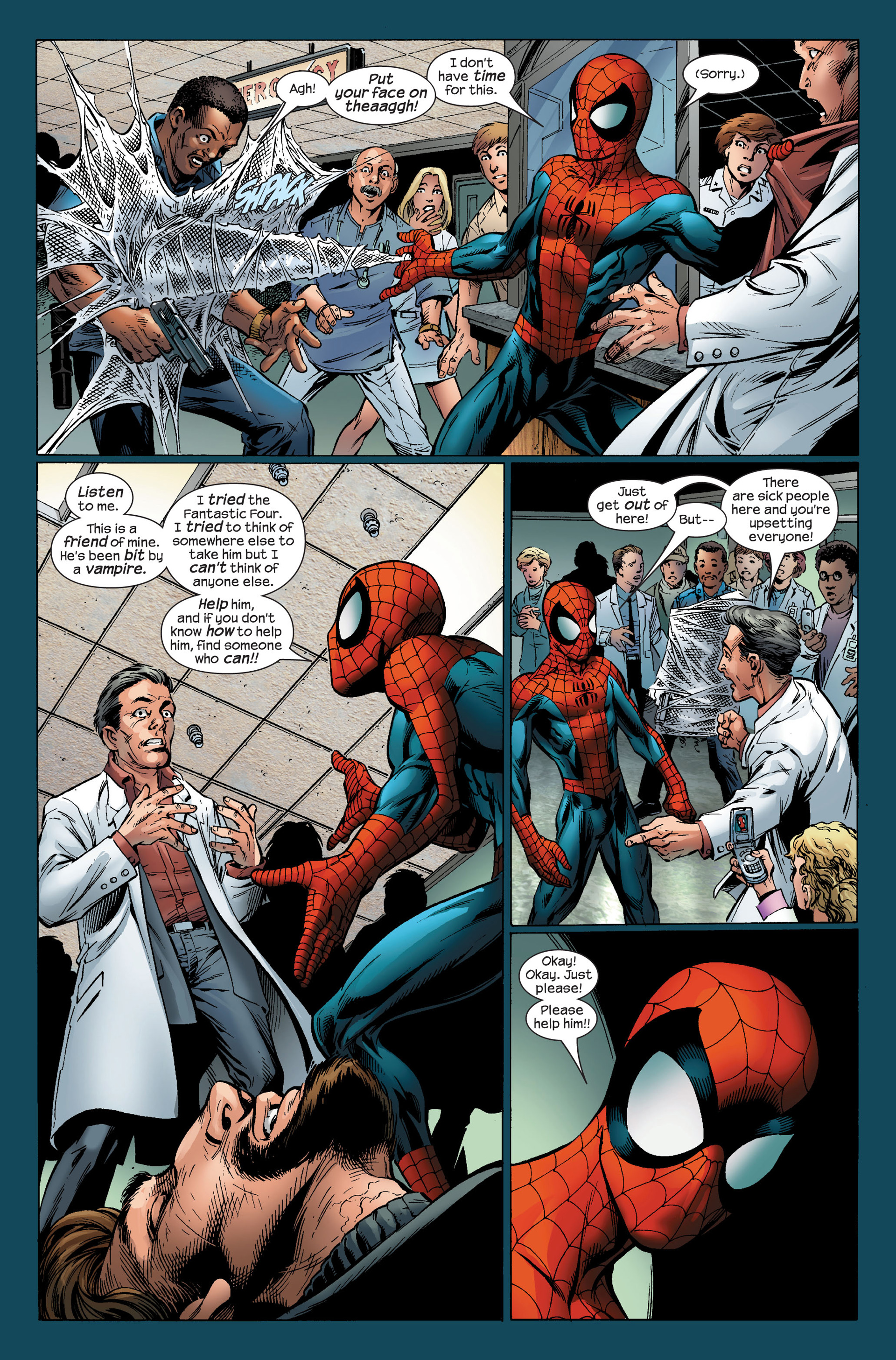 Read online Ultimate Spider-Man (2000) comic -  Issue #96 - 9