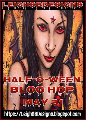 Half-O-Ween Blog Hop May 31 2018