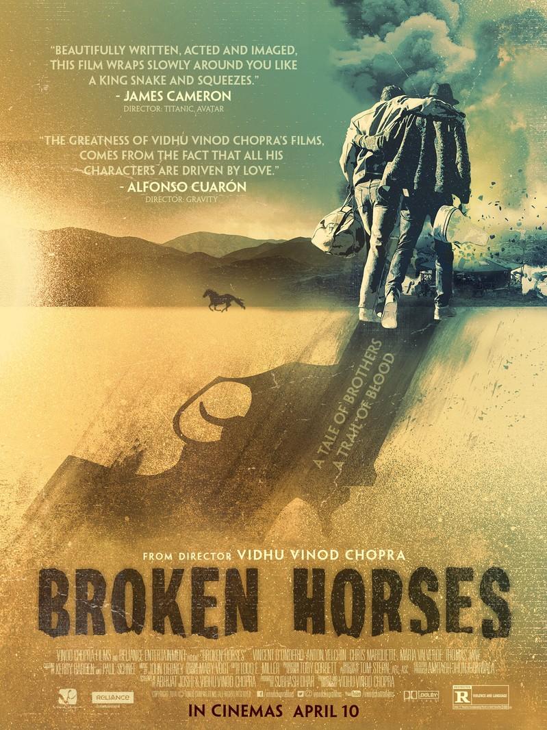 Broken Horses เส้นทางโหด สายเลือดระห่ำ [HD][พากย์ไทย]