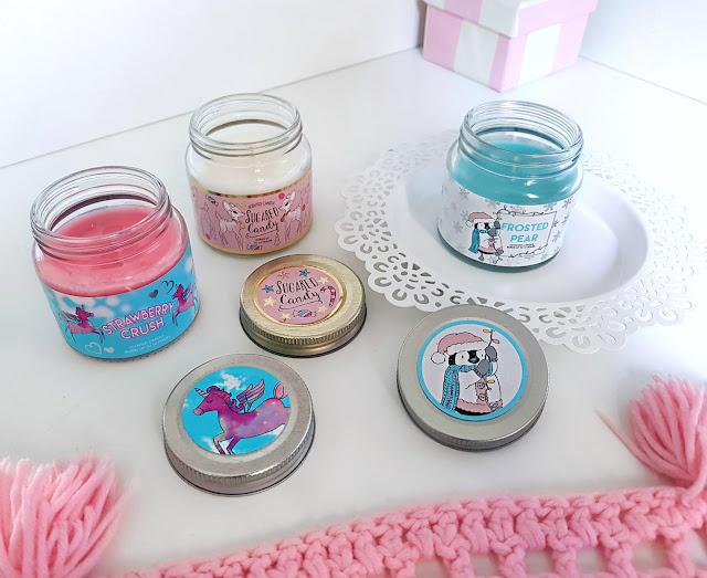 Primark Candles - świeczki zapachowe