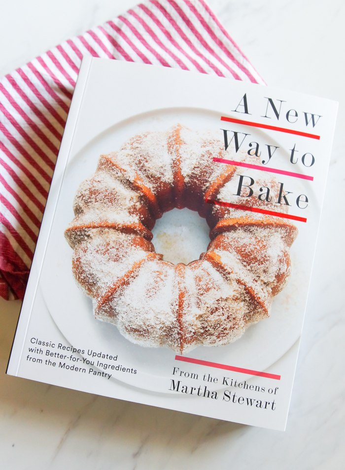 A New Way to Bake, Martha Stewart cookbook